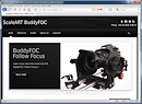BuddyFOC Follow Focus for HD-DSLR-Cameras